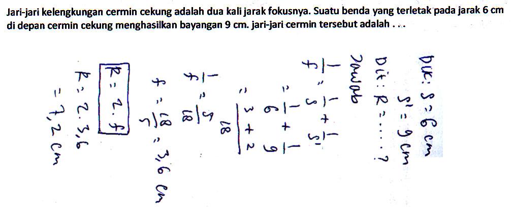 Beberapa Penyelesaian Soal Fisika Kelas 12 Blok 2 Infoku